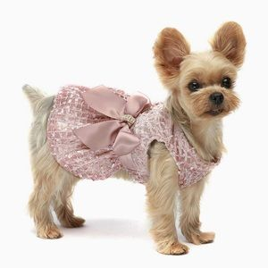 Fitwarm Dog Dress Pink XS NWT